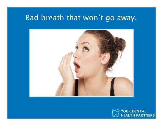 The Seven Signs You Might Have Gum Disease - Worcester, Taunton, Uxbridge Dentists  Slide 2