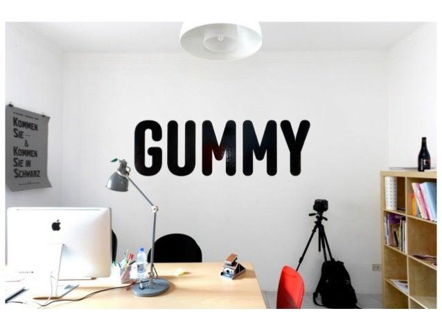 Gummy industries - social media per le piccole imprese Slide 3