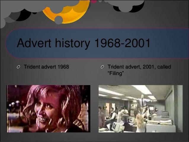 Trident Gum powerpoint