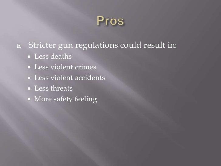 Gun politics in the United States