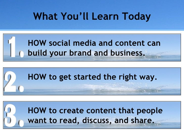 Creative Writing for Social Media to Build Your Brand and Business Slide 2