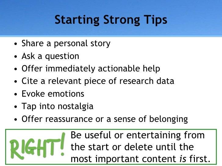 how to write a creative writing piece
