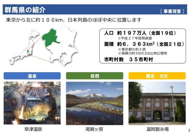 車社会群馬からの挑戦 数々の苦難を乗り越え全県のバスデータ公開へ Slide 3