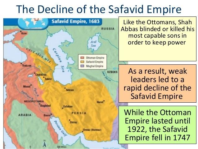 Gunpowder empires european designs 15 the decline of the safavid empire gumiabroncs Gallery