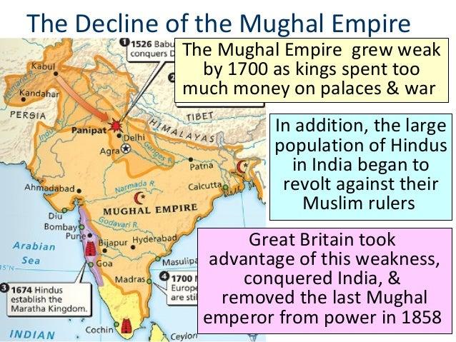 gunpowder empires comparison Living standards in china, 1738–1925: in comparison with europe,  100  streusand, douglas e, islamic gunpowder empires: ottomans,.