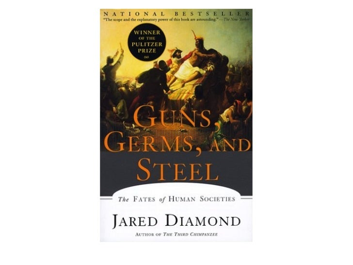 guns germs and steel summary Ehnet book review published by ehnet (may 1998) jared diamond,  guns, germs and steel: the fates of human societies new york: w w norton, .