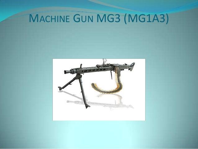 presentation about guns