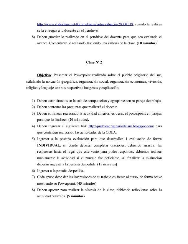 http://www.slideshare.net/Karimebaeza/autoevaluacin-28304319, cuando la realices se la entregas a tu docente en el pendriv...