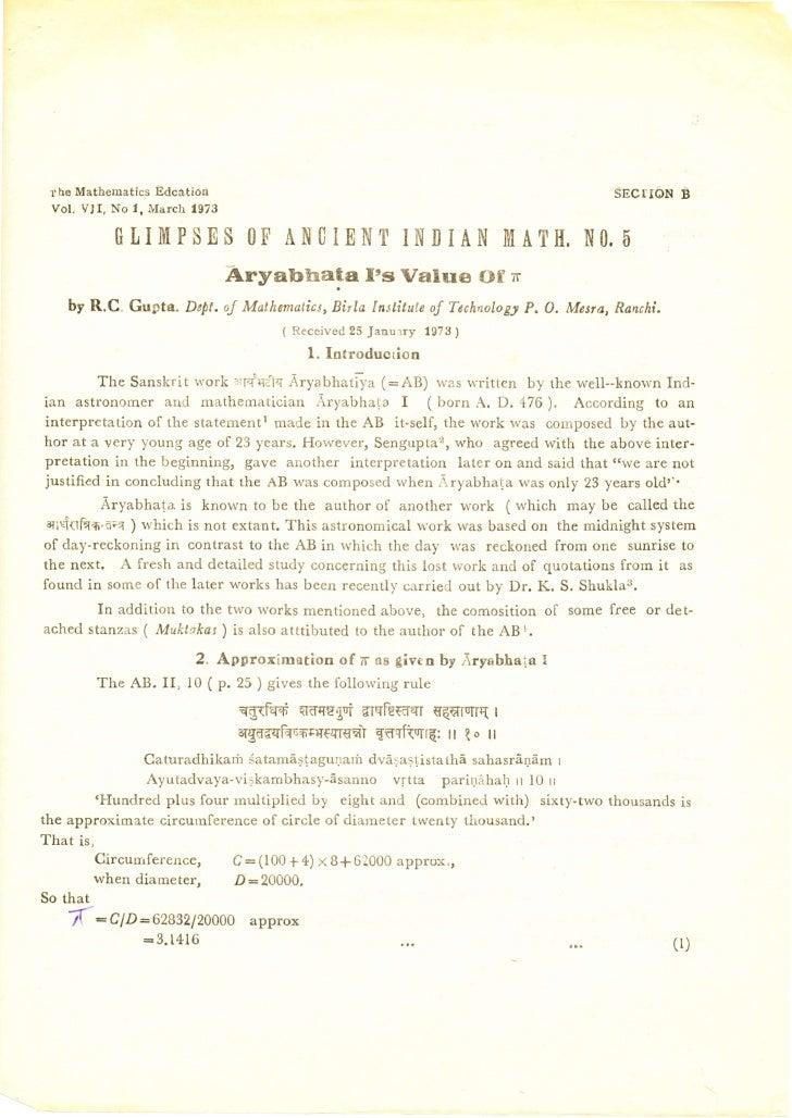 the Mathematics Edcation                                                                    SECTIONB Vol. VJI, No l, March...