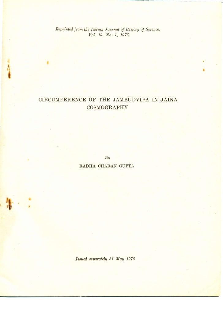 freprinteil frorn tlw Indian Journnl, of Hi,etory of Sc,i,ence,                              Vol. 70, No. 1, 7975..ltt    ...