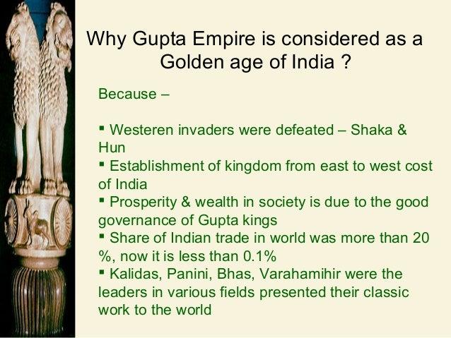 Golden Age of Chandragupta
