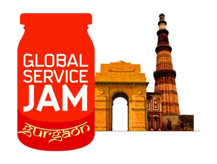 Gurgaon Service Jam Logo