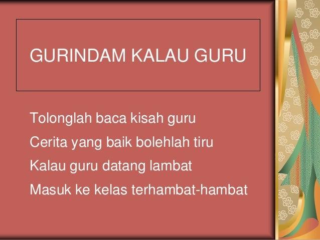 Blog Cikgu Bear Bear Puisi Melayu Dan Jenis Jenisnya