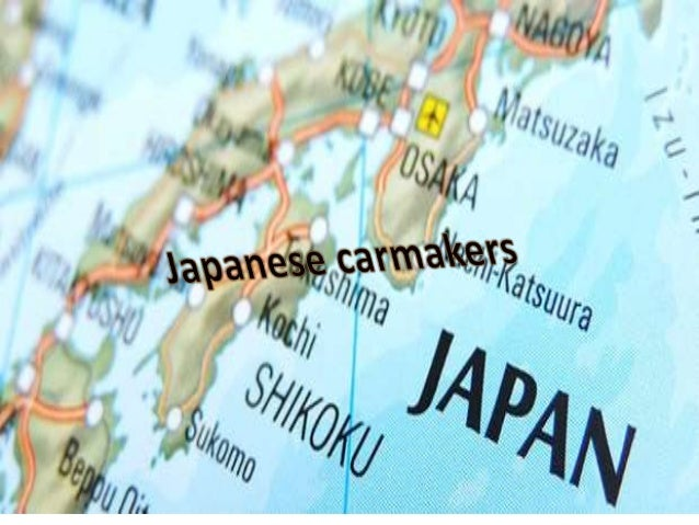 an analysis of japanese carmakers Tesla is the only automaker that assembled 100% of its us-sold cars  domestically last year  united states, according to a time analysis of american  university's 2016 auto index  (japan), 0%, lancer, outlander 24l.