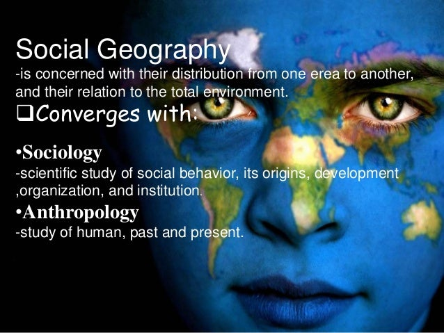 relationship of sociology and other disciplines