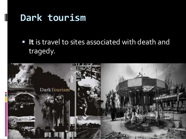 Dark tourism in india