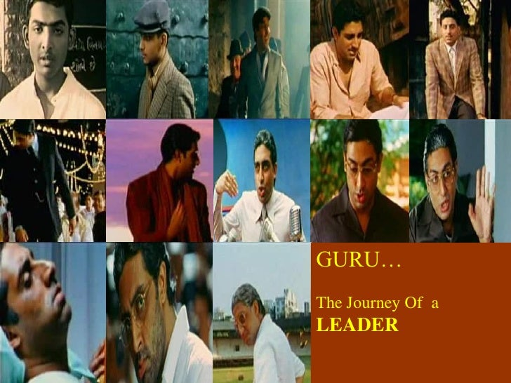 GURU… The Journey Of a LEADER