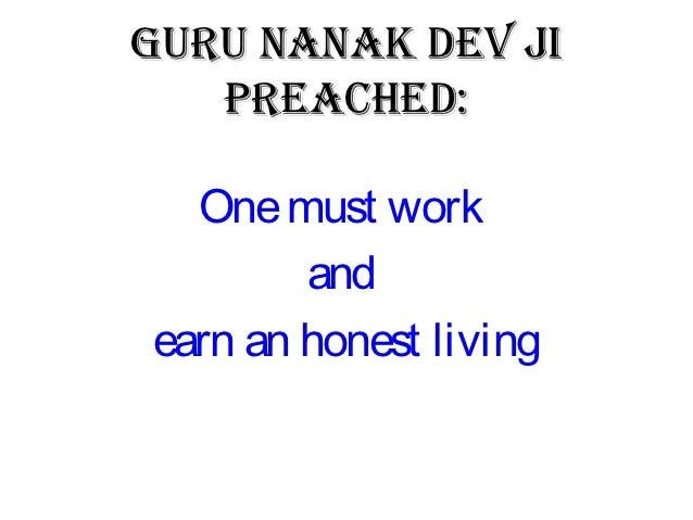 long essay on guru nanak dev ji