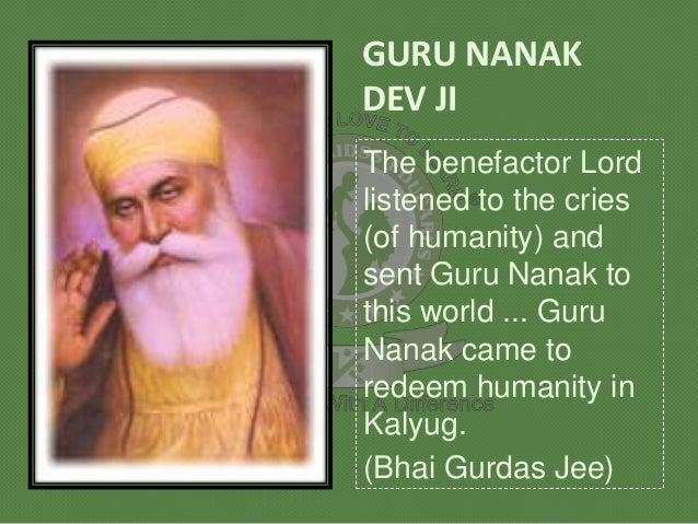 about guru nanak jayanti