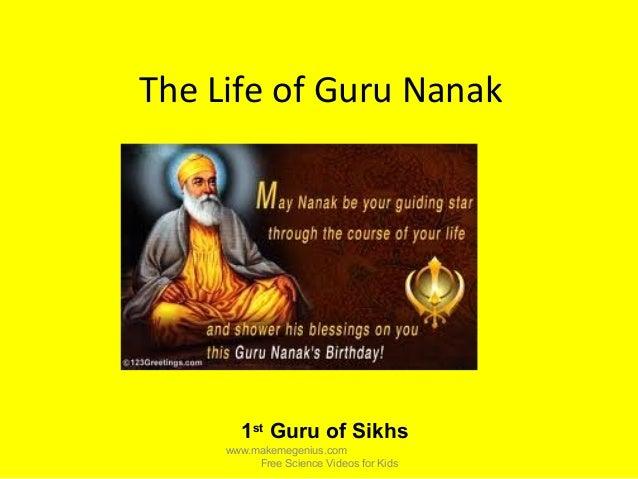 The Life of Guru Nanak1stGuru of Sikhswww.makemegenius.comFree Science Videos for Kids