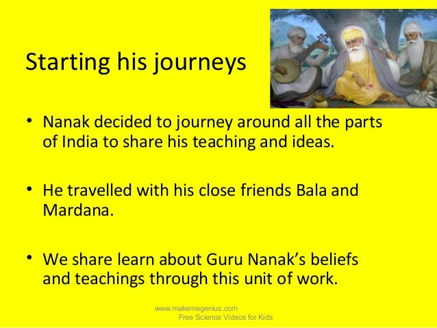 The Teachings of Guru Nanak