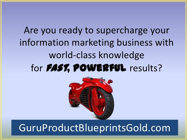 Are you ready to supercharge yourinformation marketing business with        world-class knowledge   for fast, powerful res...