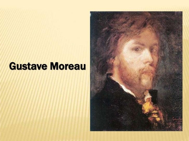 GustaveMoreau<br />
