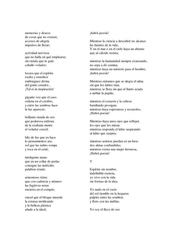 Gustavo Adolfo Becquer - Rimas Slide 2