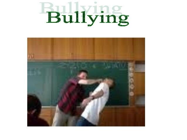 Bullying • Bullying[1] é um termo em inglês utilizado para descrever atos de violência física ou psicológica, intencionais...
