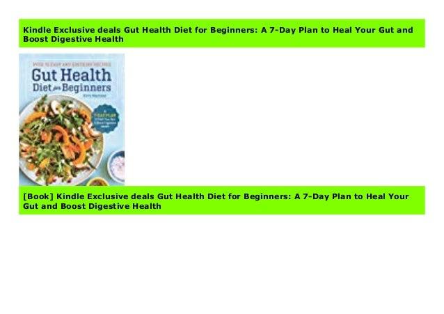 7 day diet to reset gut health