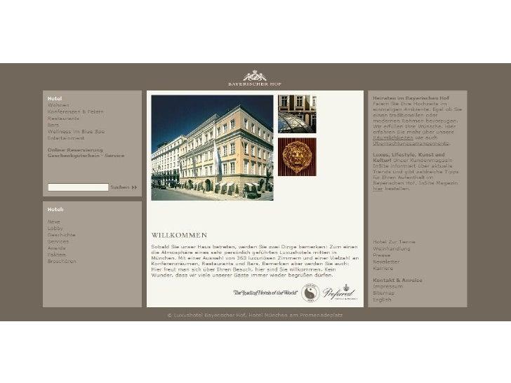 Umsatzstarke Hotels Deutschland