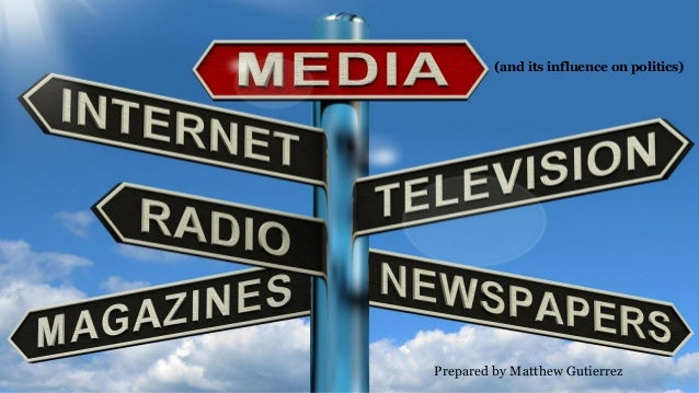 "media bias and its public influence Wikipedia defines agenda-setting theory as ""the ability of the news media to  influence the importance placed on the topics of the public agenda"" leslie pal."