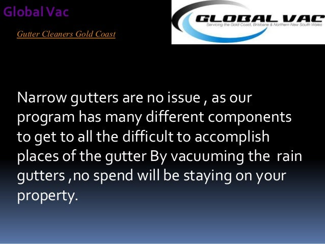 Gutter Cleaners Gold Coast