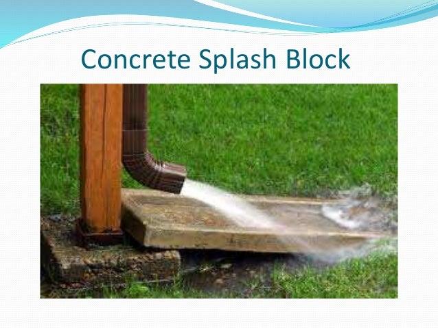 Gutterslope 2 Cornerstone Water Shell Rain Diverter
