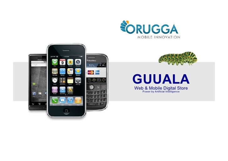 GUUALA Web & Mobile Digital Store    Power by Artificial Intelligence