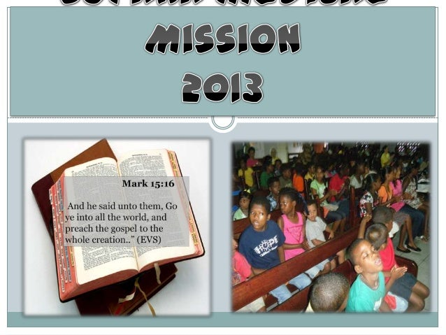 Mission Report  The numbers…OVER 700  PERSONS WERE SEEN BY THE DOCTOR, 280 CHILDREN ATTENDED VBS AND 19 BAPTISMS – at Enm...