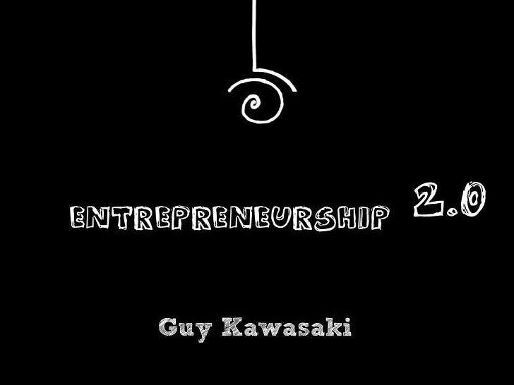 Guy Kawasaki  @ Nasscom 2009 , Bangalore Slide 1