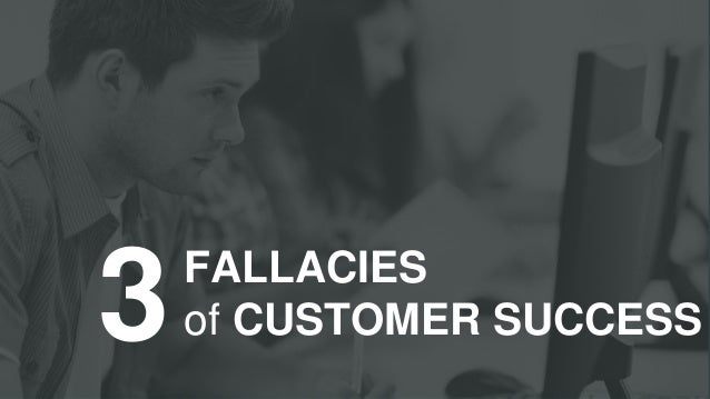 Customer Success is NOT Customer Support X 1
