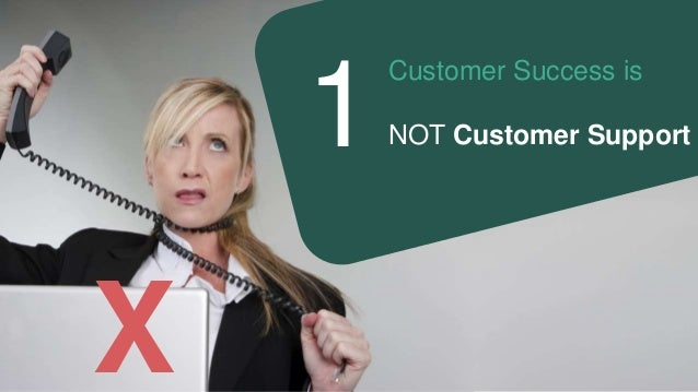 Customer Success is NOT Project Managemen X 2