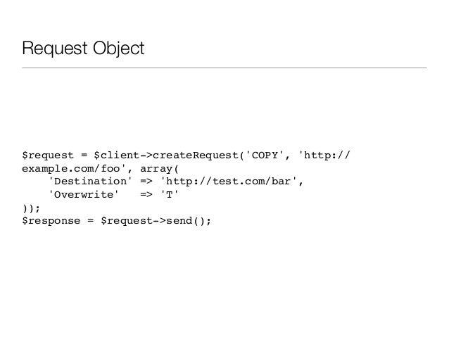 deSymfony 2013 Consumiendo APIs REST con Guzzle y Symfony2