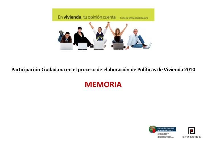 GV Vivienda PPC Memoria.ppt