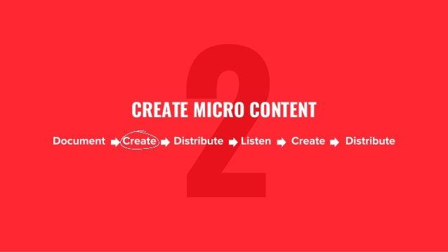 The GaryVee Content Model Slide 10
