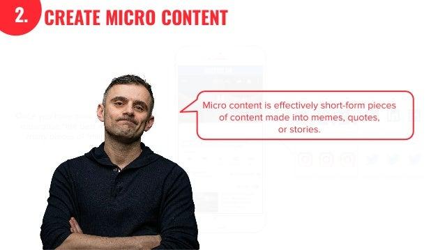 The GaryVee Content Model Slide 11