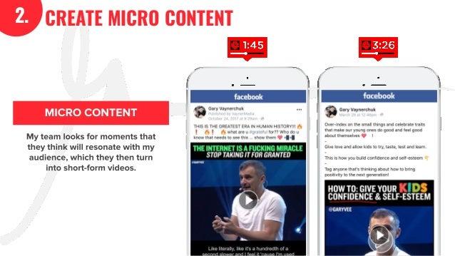 The GaryVee Content Model Slide 13