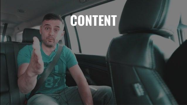The GaryVee Content Model Slide 78