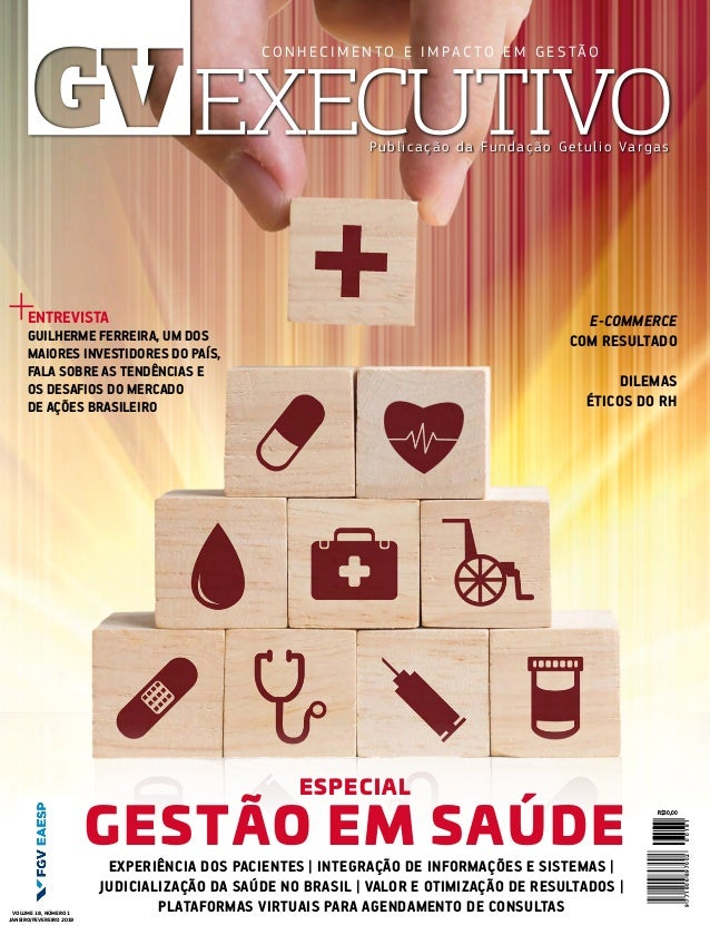 Os nOvOs desafiOs da área da saúde exigem lideranças altamente qualificadas. marco aurélio Pereira formado no ceaHs - espe...