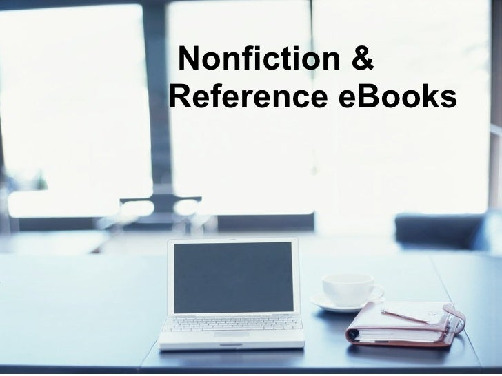 Nonfiction &Reference eBooks