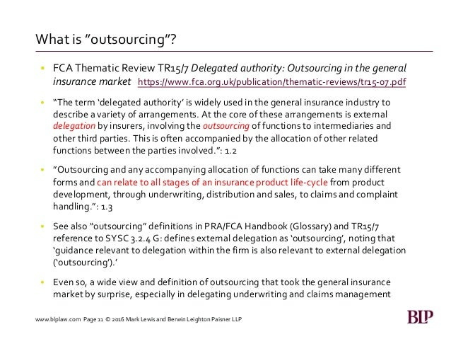 thematic review definition