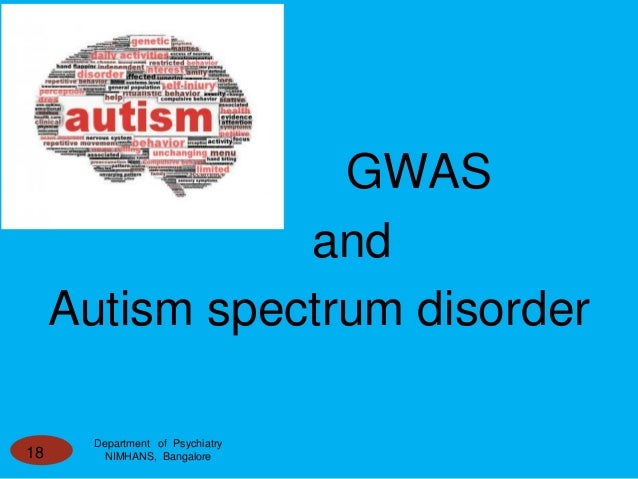 Autism spectrum disorders and autistic traits share ...