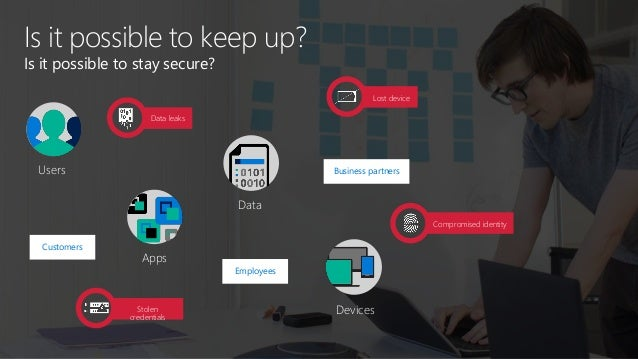 Protect your data in / with the Cloud Slide 3